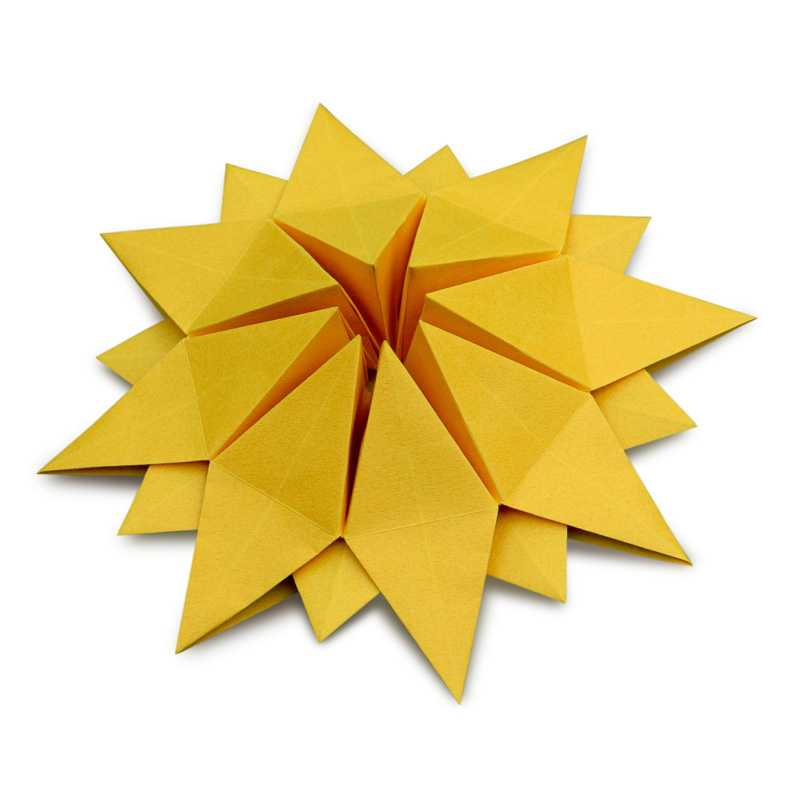 Sunburst Star